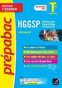 Christophe Clavel et Laurent Van de Wandel - Histoire-Géo Géopolitique & Sciences politiques Spécialité Tle générale.