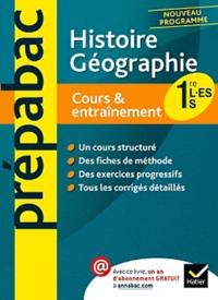 Christophe Clavel et Cécile Gintrac - Histoire-Géographie 1e L/ES/S.