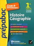 Christophe Clavel et Cécile Gintrac - Histoire Géographie 1re L, ES, S.