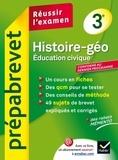 Christophe Clavel et Florence Holstein - Histoire-Géographie, Education Civique 3e.