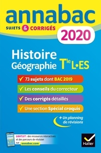 Christophe Clavel et Jean-François Lecaillon - Histoire-Géographie Tle L, ES.