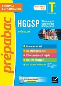 Christophe Clavel et De wandel laurent Van - Spécialité HGGSP Tle générale.