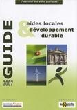 Christophe Coquis - Guide des aides locales au développement durable.
