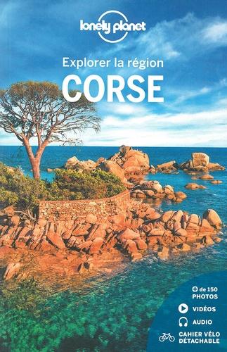 Corse 9e édition -  avec 1 Plan détachable