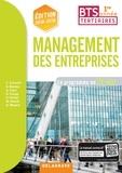 Christophe Cornolti - Management des entreprises BTS 1re année - Pochette élève.