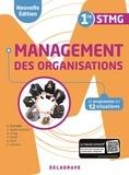 Christophe Cornolti - Management des organisations 1re STMG - Pochette élève.