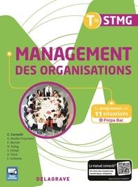 Ebook informatique gratuit télécharger le pdf Management des organisations Tle STMG (Litterature Francaise) 9782206203942