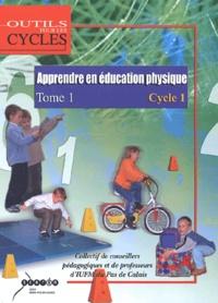 Christophe Cortyl et Philippe Kapusta - Apprendre en éducation physique au cycle 1 - Tome 1.