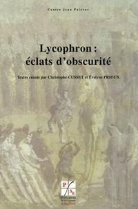 Goodtastepolice.fr Lycophron : éclats d'obscurité Image