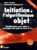Christophe Dabancourt et Alain Cardon - .