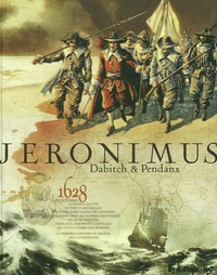 Christophe Dabitch et Jean-Denis Pendanx - Jeronimus.