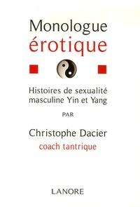 Histoiresdenlire.be Monologue érotique - Histoires de sexualité masculine yin et yang Image