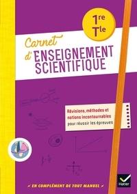 Christophe Daujean - Carnet d'enseignement scientifique 1re/Tle.