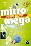 Christophe Daujean - Physique Chimie 3e Microméga - Avec Mon mémo Brevet.