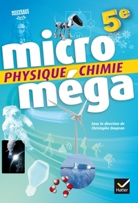 Christophe Daujean - Physique Chimie 5e.