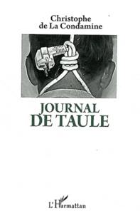 Histoiresdenlire.be Journal de taule Image
