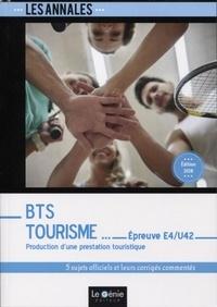 Histoiresdenlire.be Production d'une prestation touristique Epreuve E4-U42 BTS Tourisme - 5 sujets officiels et leurs corrigés Image