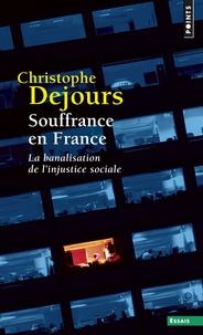 Souffrance en France - La banalisation de linjustice sociale.pdf