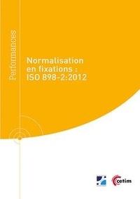 Rhonealpesinfo.fr Normalisation en fixations : ISO 898-2 : 2012 (Réf : 9Q276) Image