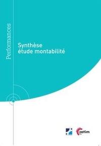Christophe Delcher - Synthèse étude montabilité (Réf : 9Q281).