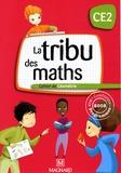 Christophe Demagny et Jean-Pierre Demagny - La tribu des maths CE2 - Cahier de géométrie.