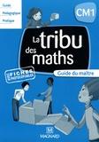 Christophe Demagny et Jean-Pierre Demagny - La tribu des maths CM1 - Guide du maître.