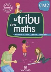 Christophe Demagny et Jean-Pierre Demagny - Pack La tribu des maths CM2 - Manuel et Cahier de Géométrie.