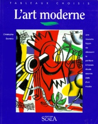 Christophe Domino - L'art moderne au Musée national d'art moderne Centre Georges Pompidou.
