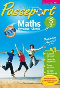 Maths Physique-Chimie de la 3e vers la 2e - Christophe Douay   Showmesound.org