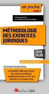 Christophe Doubovetzky - Méthodologie des exercices juridiques.