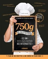 Histoiresdenlire.be 750 g : les recettes cultes - Testées et approuvées par Chef Christophe et Chef Damien Image