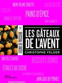 Christophe Felder - Les gâteaux de l'Avent.