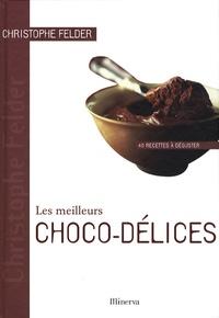 Deedr.fr Les meilleurs Choco-délices - 40 Recettes à déguster Image