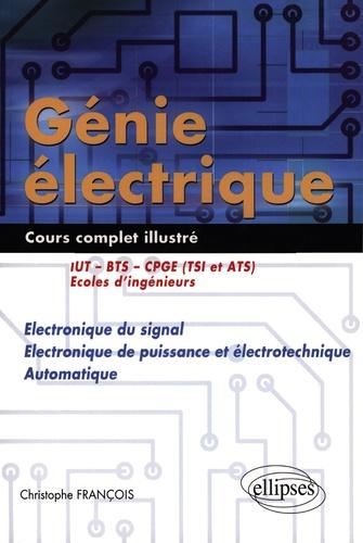 Christophe François - Génie électrique - Electronique du signal - Electronique de puissance et électrotechnique - Automatique.