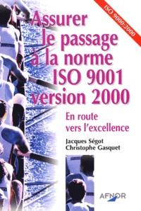 Christophe Gasquet et Jacques Ségot - .