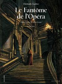 Deedr.fr Le fantôme de l'Opéra Tome 1 Image