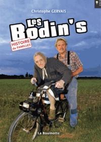 Christophe Gervais - Les Bondin's - Histoire de familles.