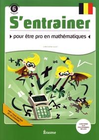 Christophe Gillet - S'entraîner pour être pro en mathématiques.
