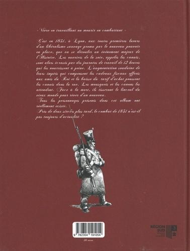 Le linceul du vieux monde Intégrale La révolte des canuts