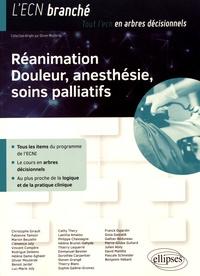 Réanimation- Douleur, anesthésie, soins palliatifs - Christophe Girault pdf epub