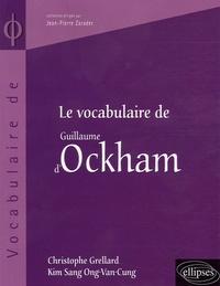 Le vocabulaire de Guillaume dOckham.pdf