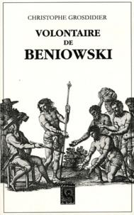 Christophe Grosdidier - Volontaire de Beniowski.