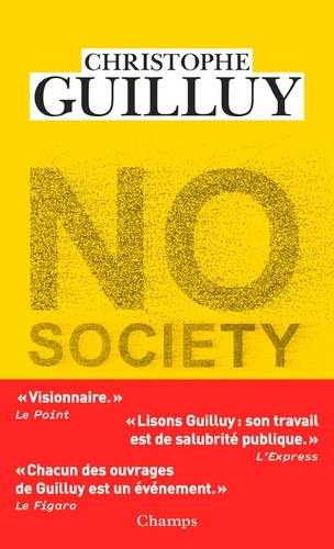 No Society - Format ePub - 9782081502031 - 6,99 €