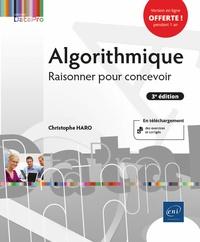 Christophe Haro - Algorithmique - Raisonner pour concevoir.