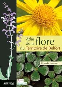 Christophe Hennequin - Atlas de la flore du Territoire de Belfort.