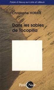 Christophe Homer - Dans les sables de Tocopilla.