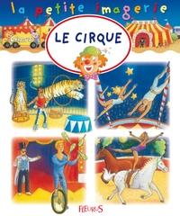 Christophe Hublet et Stéphanie Redoulès - Le cirque.