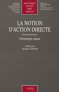 La notion daction directe.pdf