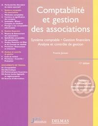 Christophe Jaouën et Francis Jaouen - Comptabilité et gestion des associations 2005 - Système comptable Gestion financière Analyse et contrôle de gestion.