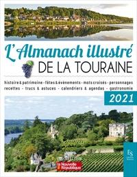 Christophe Jeancourt-Galignani - L'almanach illustré de la Touraine.